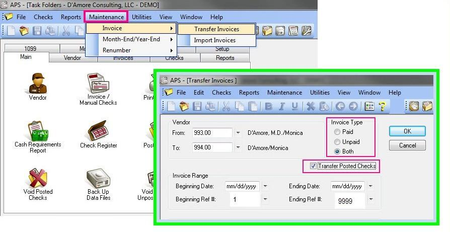 How to Merge Duplicate Vendors in Tabs3 Accounts Payable